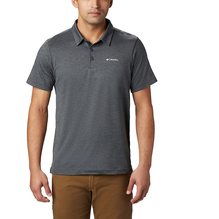 62f375ea74e Shark Men's Tech Trail™ Polo Shirt, View 0