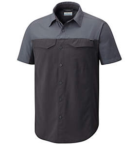 Men's Silver Ridge™ Blocked Short Sleeve Shirt