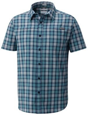Men's Battle Ridge™ Stretch Short Sleeve Shirt | Tuggl