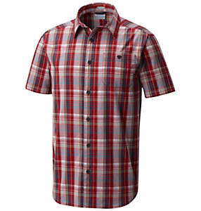 Men's Boulder Ridge™ Short Sleeve Shirt - Big
