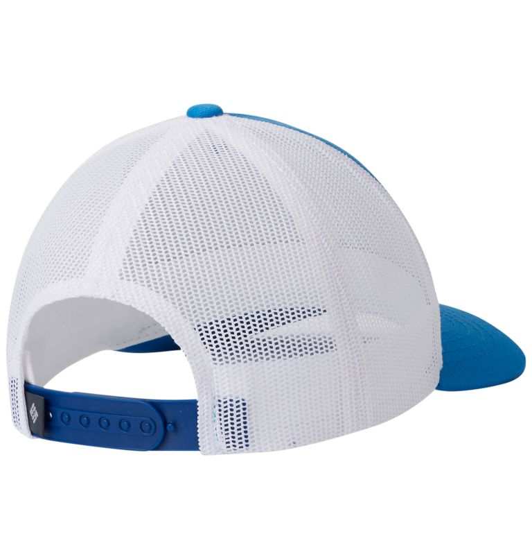 Columbia Youth™ Snap Back Hat   439   O/S Youth Columbia™ Snap Back Cap, Super Blue, Diamond Patch, back