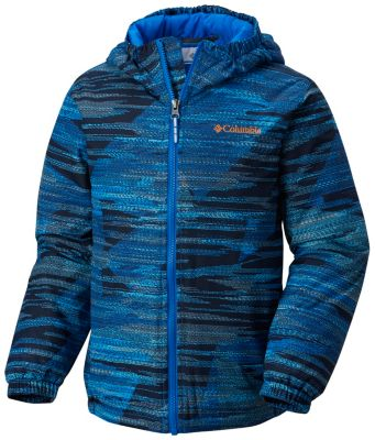 Boy's Meander Meadow™ Jacket at Columbia Sportswear in Oshkosh, WI | Tuggl