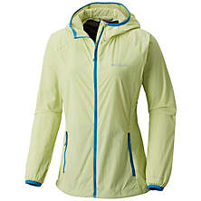 Columbia Women's Wild Winds Jacket in several colors