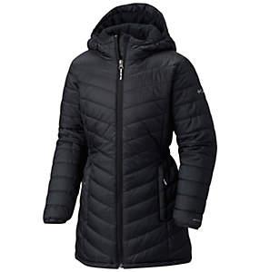 Girl's Morning Light™ Long Hooded Fleece Jacket