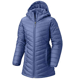 Manteau long à capuchon Morning Light™ pour fille