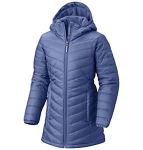 Girls' Morning Light™ Long Hooded Fleece Jacket
