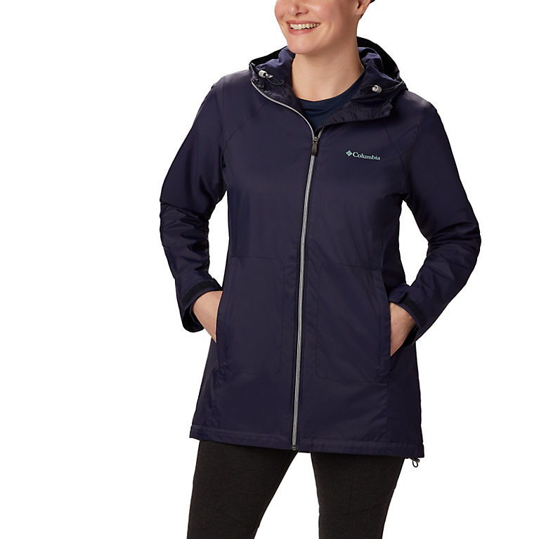 1042408a3 Dark Nocturnal Women's Switchback™ Lined Long Jacket, View 0