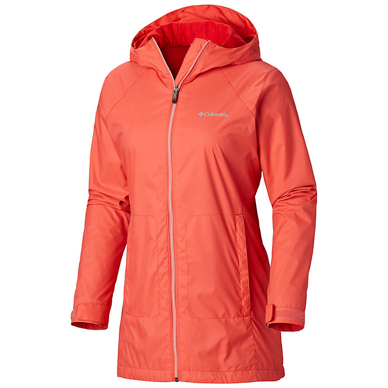 12bcb536a20 Red Coral Women s Switchback™ Lined Long Jacket - Plus Size