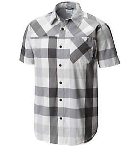 Chemise teinte en fil à manches courtes Thompson Hill™ pour homme