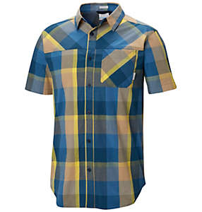 Men's Thompson Hill™ Yarn Dye Short Sleeve Shirt
