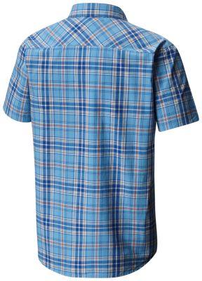 e7a04b696eb Men's Thompson Hill Yarn Dye Short Sleeve Shirt | Columbia.com
