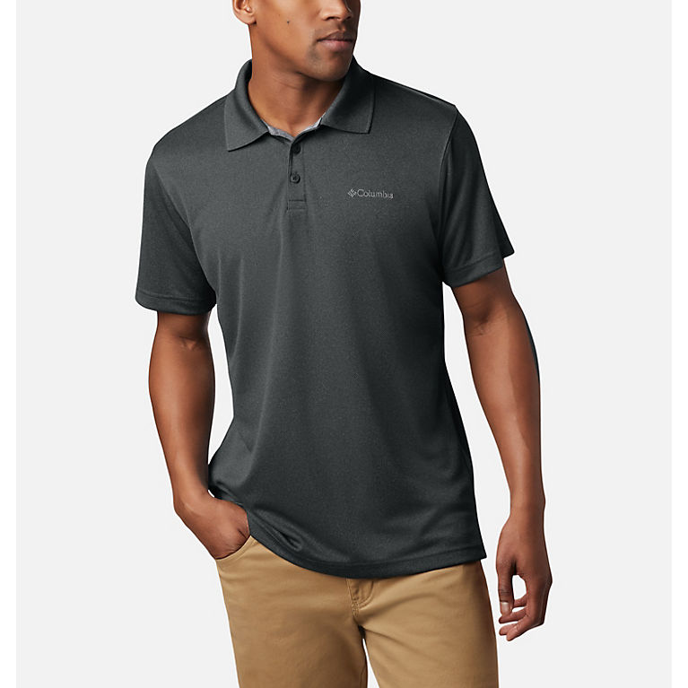277432c08e1 Shark Heather Men's Utilizer™ Polo Shirt, View 0