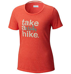 Camiseta Outdoor Elements™ para mujer