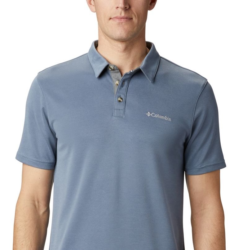 Nelson Point™ Polo | 441 | XXL Polo Nelson Point™ da uomo, Mountain, a2