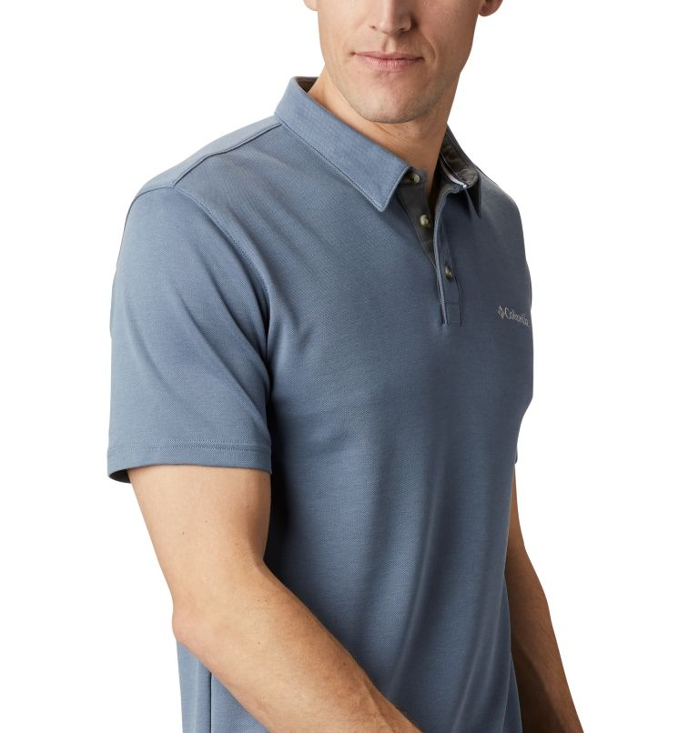 Nelson Point™ Polo | 441 | XXL Polo Nelson Point™ da uomo, Mountain, a3