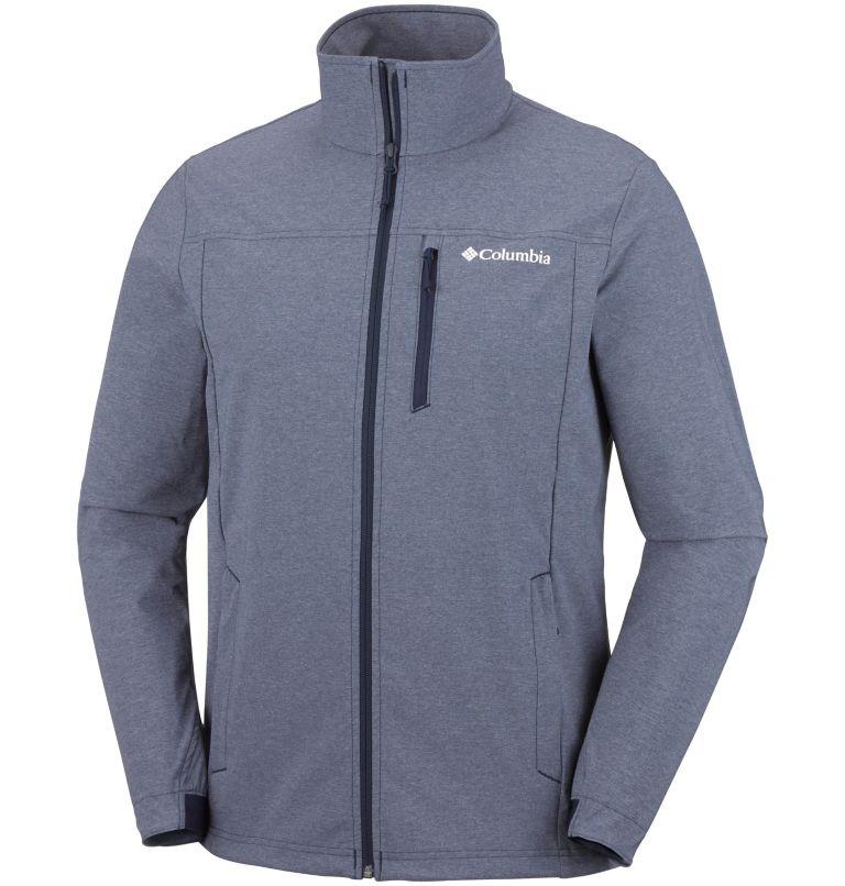 Men's Heather Canyon™ Hoodless Jacket Men's Heather Canyon™ Hoodless Jacket, front
