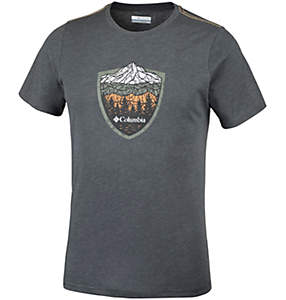 Hillvalley Forest™ kurzärmliges T-Shirt für Herren