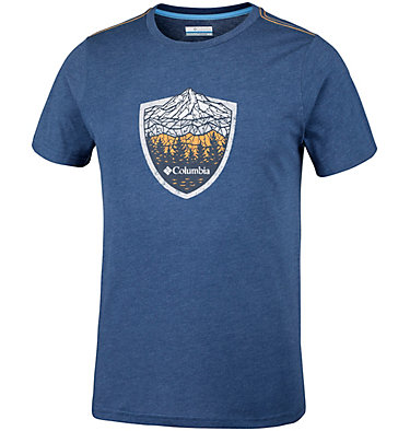 Camiseta de manga corta Hillvalley Forest™ para hombre , front