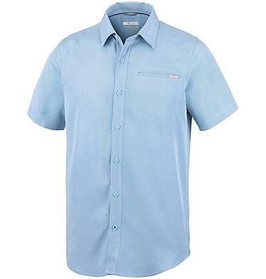 Men's Nelson Point™ Short Sleeve Shirt , front