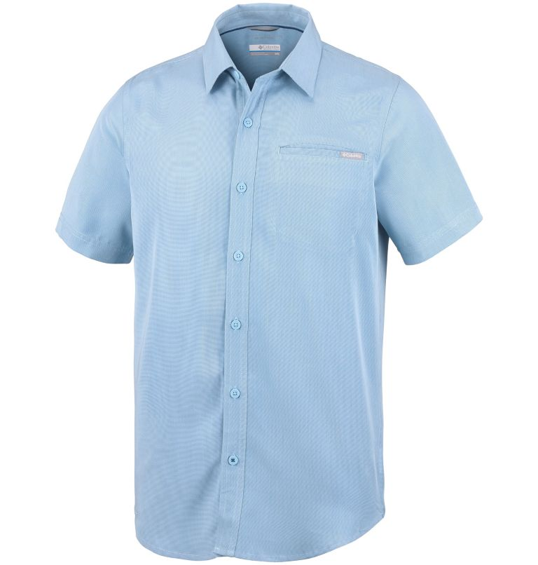 Men's Nelson Point™ Short Sleeve Shirt Men's Nelson Point™ Short Sleeve Shirt, front
