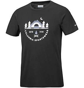 Nelson Point™ Graphic kurzärmliges T-Shirt für Herren