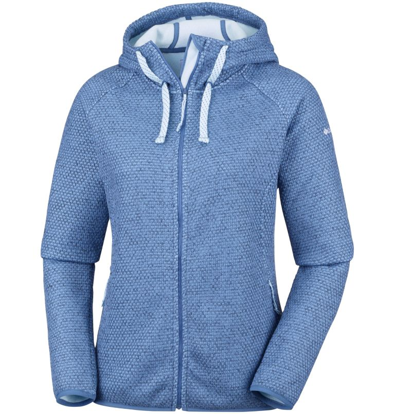 Sweat-Shirt Zippé à Capuche Pacific Point™ Femme Sweat-Shirt Zippé à Capuche Pacific Point™ Femme, front
