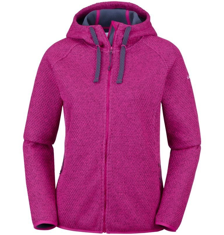 Sweat-Shirt Zippé à Capuche Pacific Point™ Femme Sweat-Shirt Zippé à Capuche Pacific Point™ Femme, front