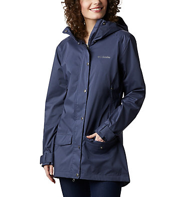Rainy Creek™ Trenchcoat für Damen , front