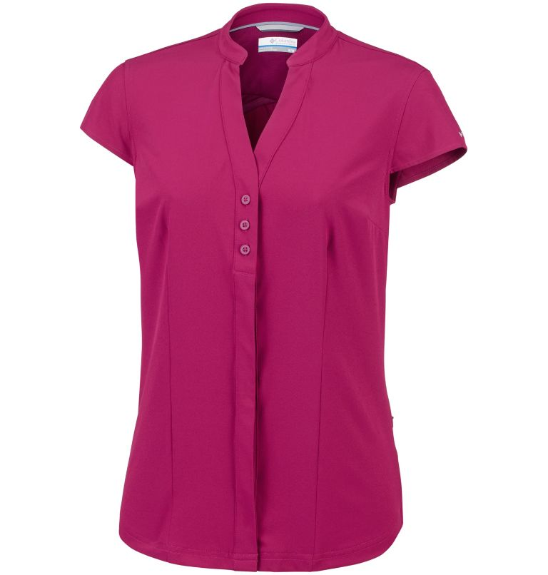 Chemise Manches Courtes Stretch Saturday Trail™ Femme Chemise Manches Courtes Stretch Saturday Trail™ Femme, front
