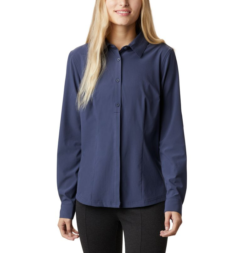 Women's Saturday Trail™ Stretch Long Sleeve Shirt Women's Saturday Trail™ Stretch Long Sleeve Shirt, front