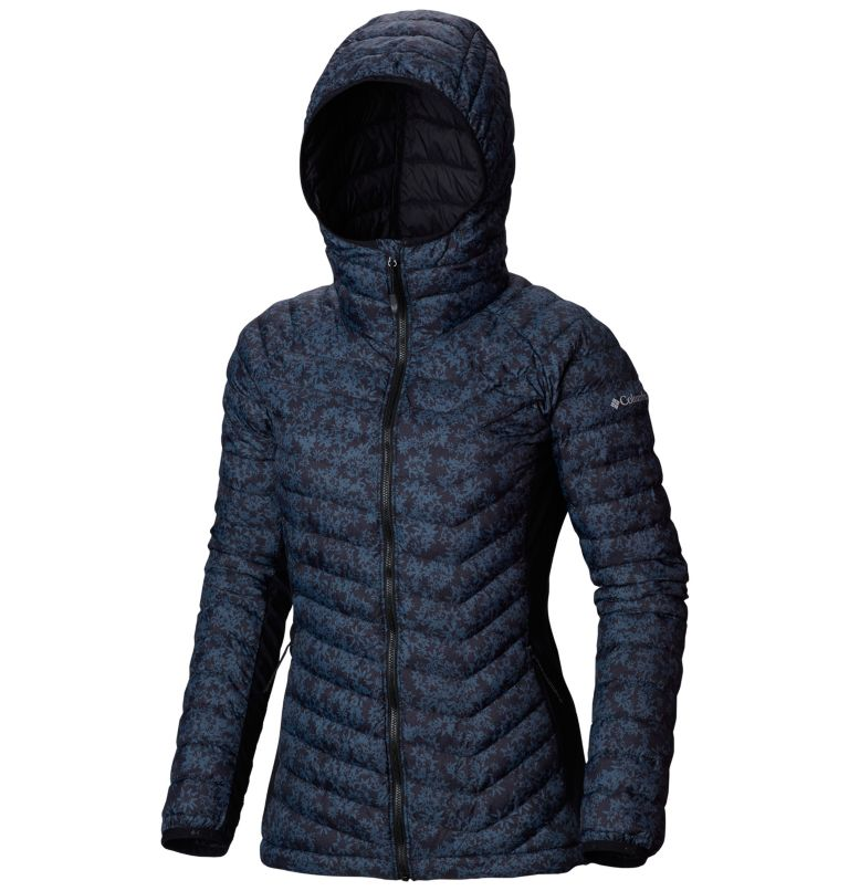 Women's Powder Lite™ Hybrid Hooded Jacket Women's Powder Lite™ Hybrid Hooded Jacket, a1