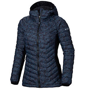 Women's Powder Lite™ Hybrid Hooded Jacket