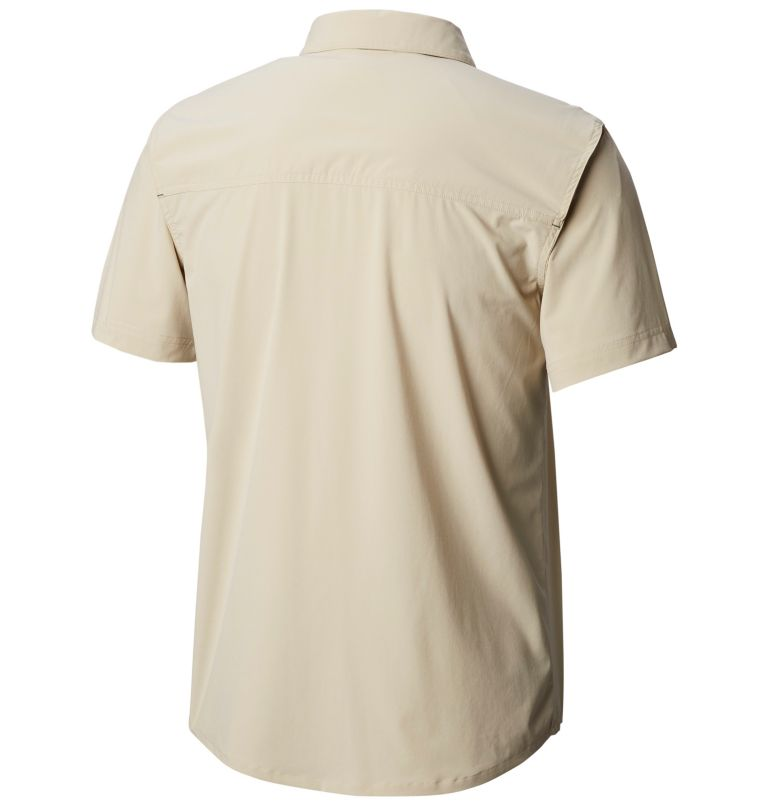 Men's Triple Canyon™ Solid Short Sleeve Shirt Men's Triple Canyon™ Solid Short Sleeve Shirt, back