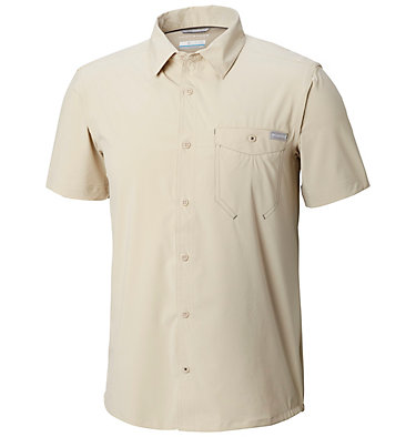 Men's Triple Canyon™ Solid Short Sleeve Shirt , front
