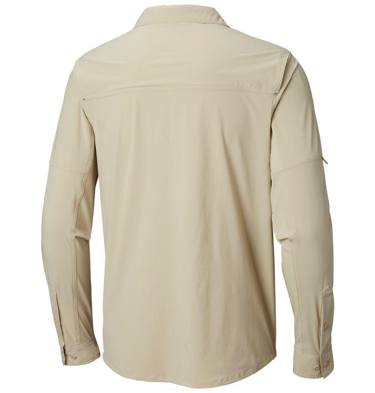 Camicia a maniche lunghe Triple Canyon™ tinta unita da uomo Camicia a maniche lunghe Triple Canyon™ tinta unita da uomo, back