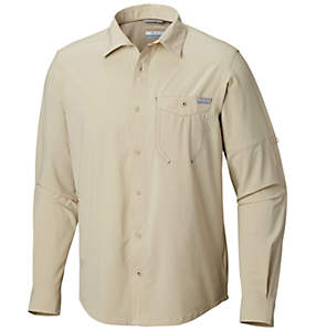 Men's Triple Canyon™ Solid Long Sleeve Shirt
