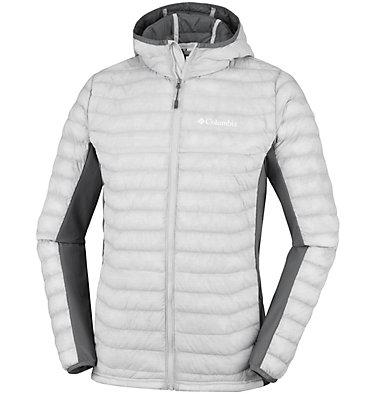 Men's Powder Lite™ Hybrid Hooded Jacket , front