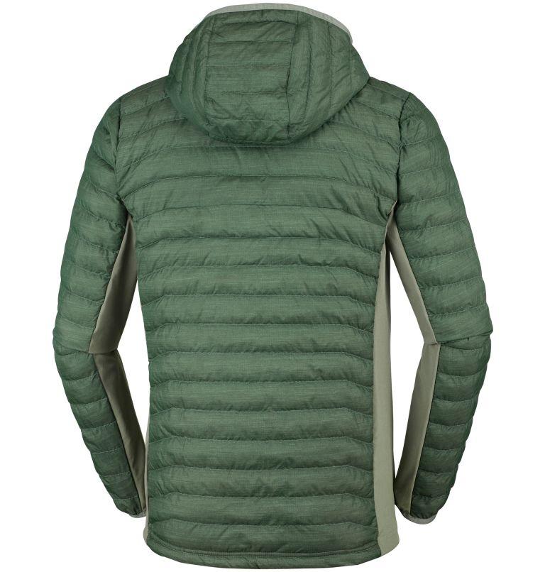 Men's Powder Lite™ Hybrid Hooded Jacket Men's Powder Lite™ Hybrid Hooded Jacket, back