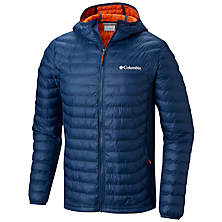 Columbia Men's Powder Lite Light Hooded Jacket