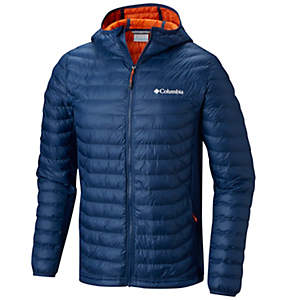 Men's Powder Lite™ Hybrid Hooded Jacket