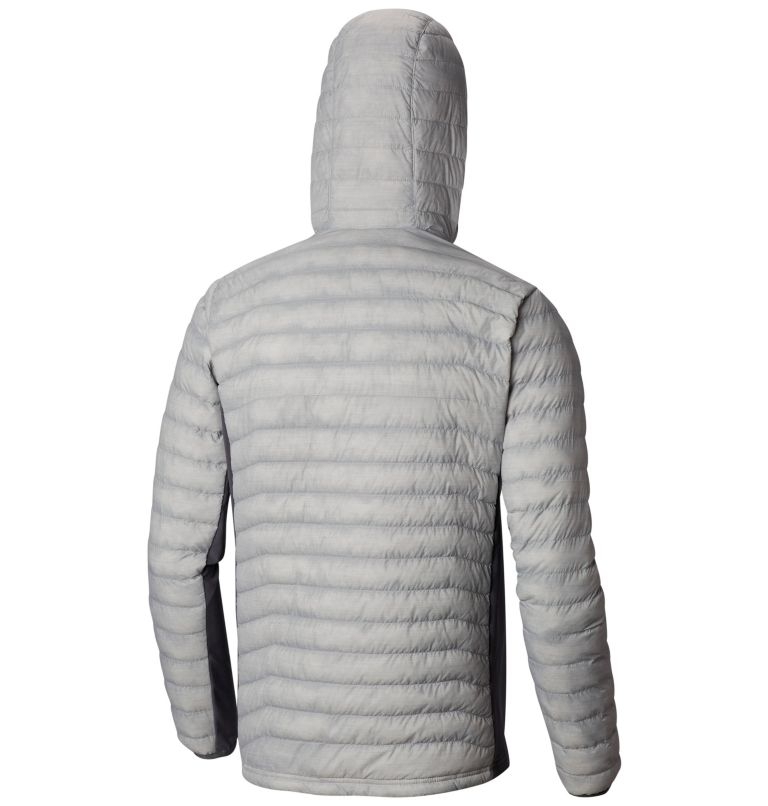 Men's Powder Pass™ Hooded Jacket - plus size Men's Powder Pass™ Hooded Jacket - plus size, back