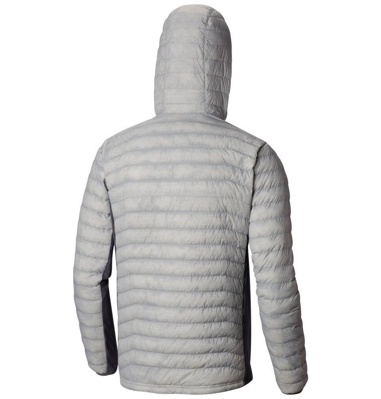 Veste à Capuche Powder Pass™ Homme - Grandes Tailles Veste à Capuche Powder Pass™ Homme - Grandes Tailles, back