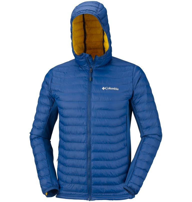 Men's Powder Pass™ Hooded Jacket - plus size Men's Powder Pass™ Hooded Jacket - plus size, a1