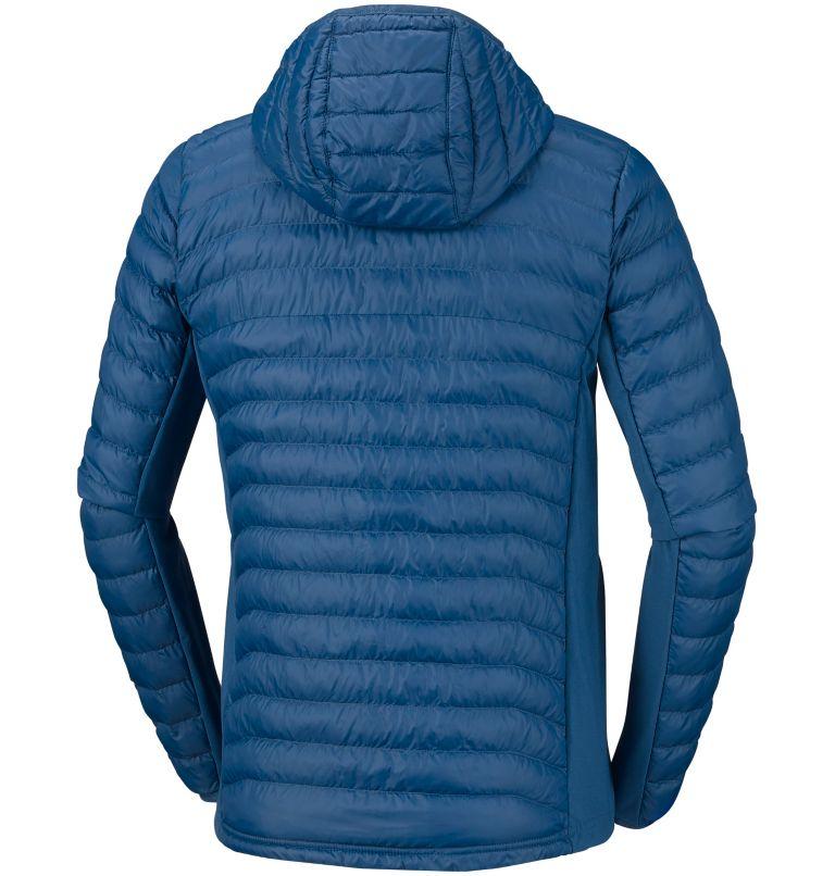 Men's Powder Pass™ Hooded Jacket - plus size Men's Powder Pass™ Hooded Jacket - plus size, back