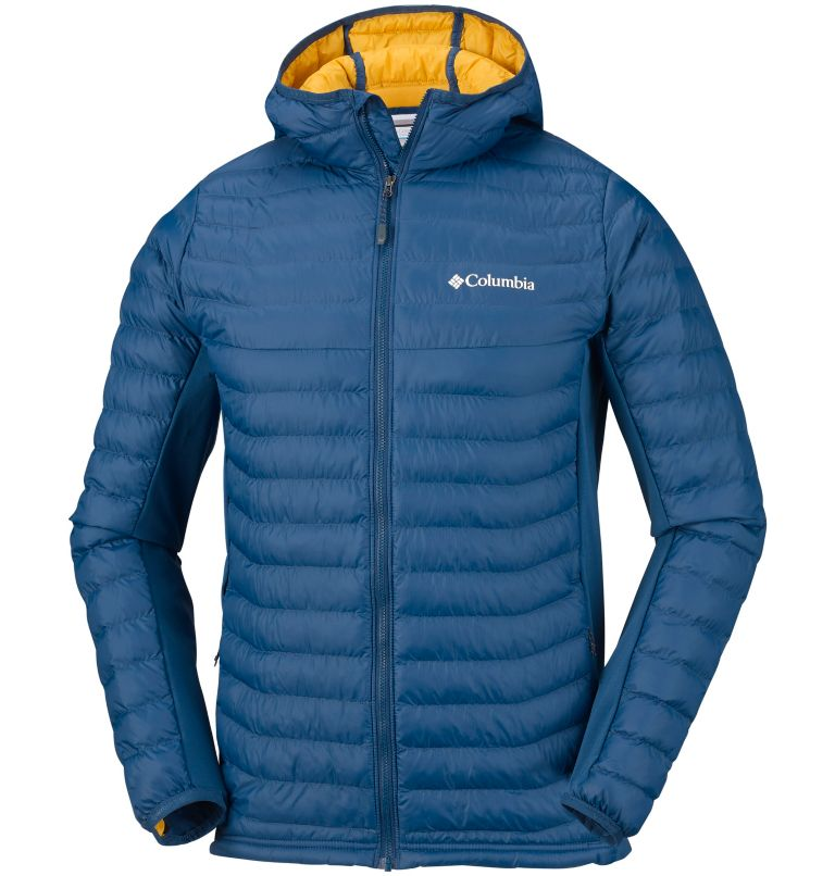 Men's Powder Pass™ Hooded Jacket - plus size Men's Powder Pass™ Hooded Jacket - plus size, front