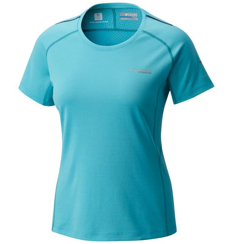 Women's Titan Trail™ Short Sleeve Shirt Women's Titan Trail™ Short Sleeve Shirt, front