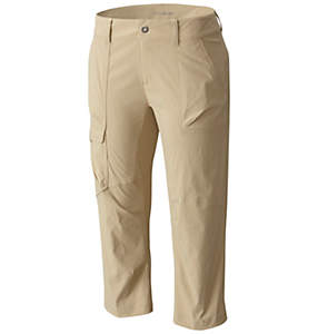 Women's Silver Ridge™ Stretch Capri II Pant