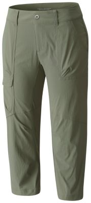 Women's Silver Ridge™ Stretch Capri II Pant | Tuggl