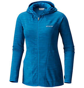 Women's Feather Brush™ Full Zip Fleece
