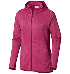 Women's Feather Brush™ Full Zip Fleece—Plus Size
